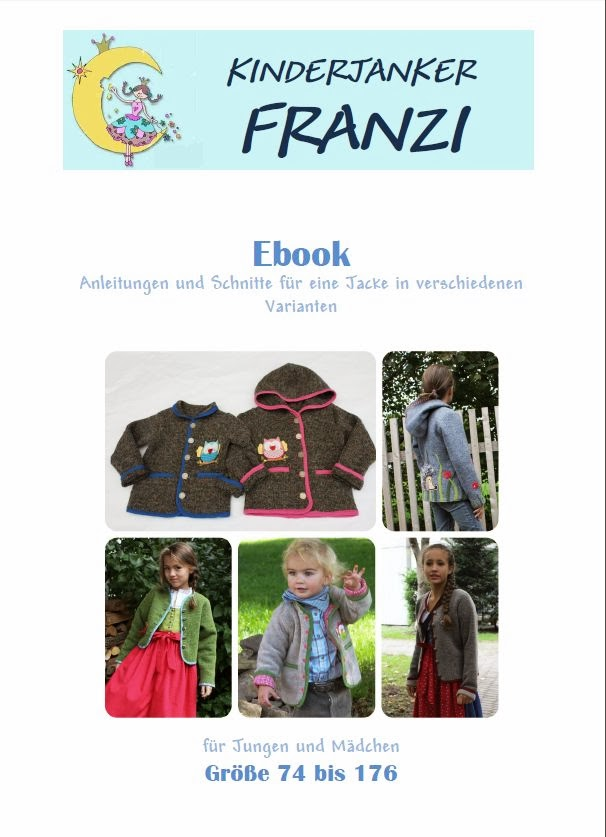 Ebook Kinderjanker Franzi