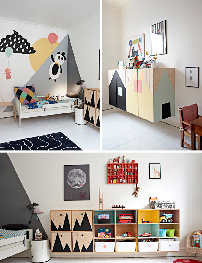 how to design a child's room http://www.archieandtherug.com/