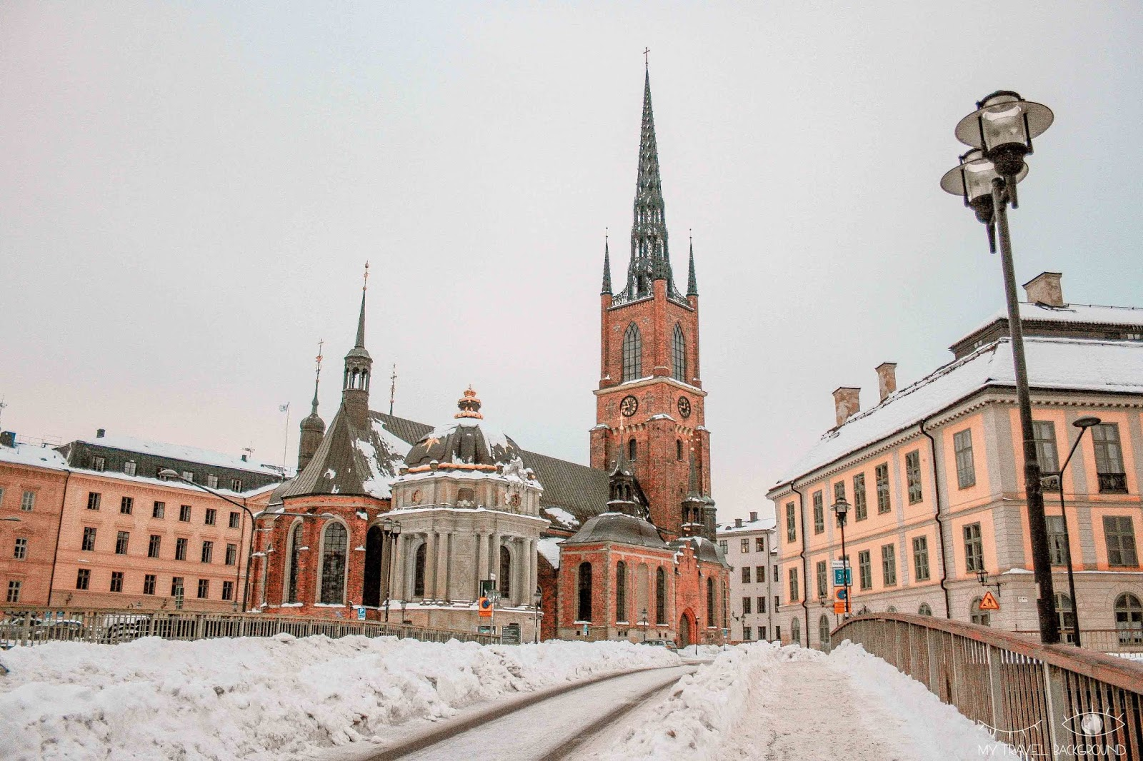My Travel Background : Visiter Stockholm, mes immanquables - Eglise de Riddarholmen
