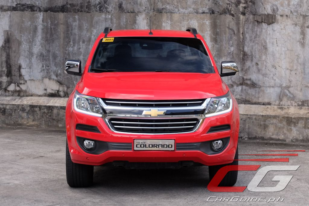 Review 2018 Chevrolet Colorado 4x4 Ltz Philippine Car News Car