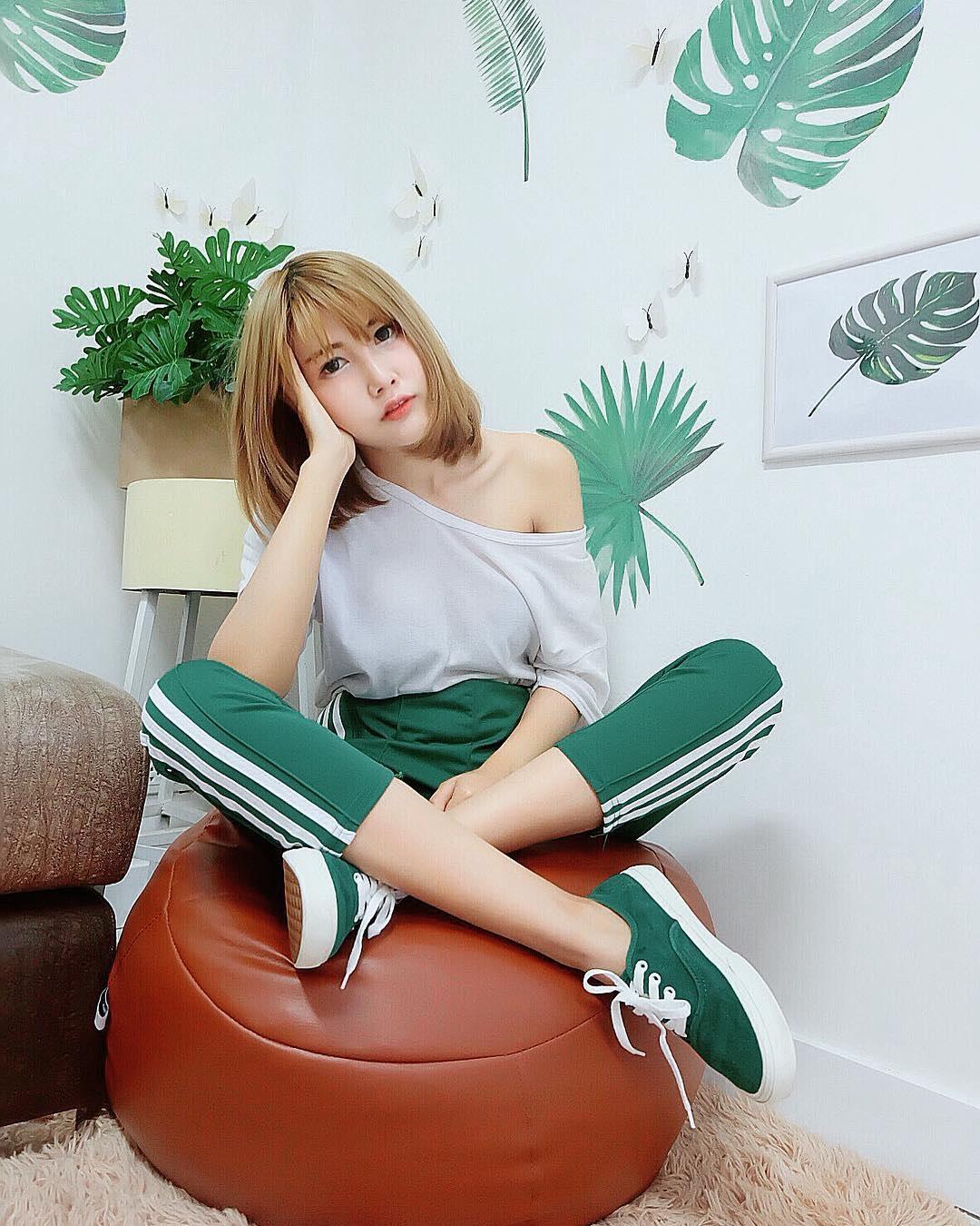 Sunisa Areerom Cute