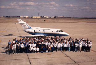 The Air Space team at FAA.