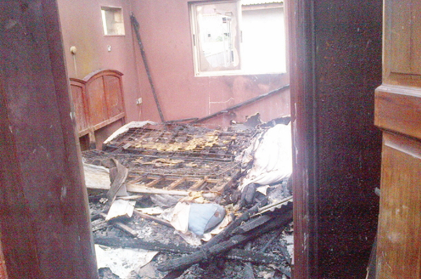 chinese drug addict room fire lagos