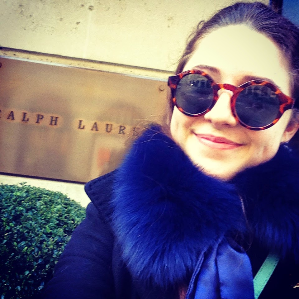 This February I had the momentuous opportunity to work as a PR intern in  Ralph Lauren s Press office in their flagship store (New Bond Cork Street)  in ... f5d386cc2bc