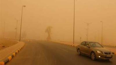 التنبؤات الجوية تُحذر المواطنين من طقس الغد أمطار ورياح مثيرة للرمال على هذه المناطق