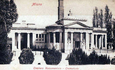 monumentale cimitero milano tempio crematorio gorini