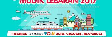 Cara Daftar Mudik Gratis 2017 dari Telkomsel Area Sumatera