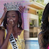 Cassandra Chéry is Miss Universe Haiti 2017