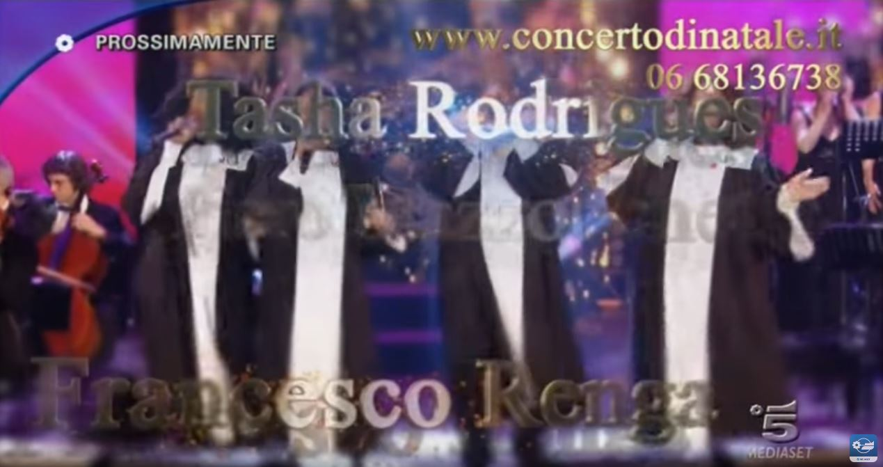 Canzone Concerto di Natale su Canale 5 Mediaset pubblicità - Musica spot Dicembre 2016