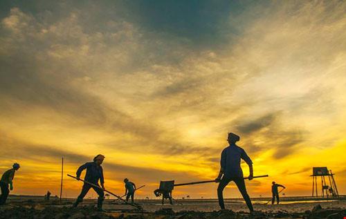 Chùm ảnh đẹp về bãi biển Đồng Châu Thái Bình Phần 1