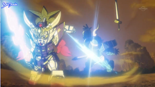 Download SD Gundam Battle Brave Warriors Episode 01 Subtitle Indonesia
