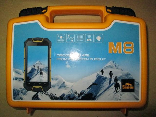 hape outdoor Snopow M8
