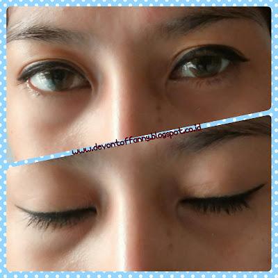 REVIEW Make Over Eyeliner Pencil