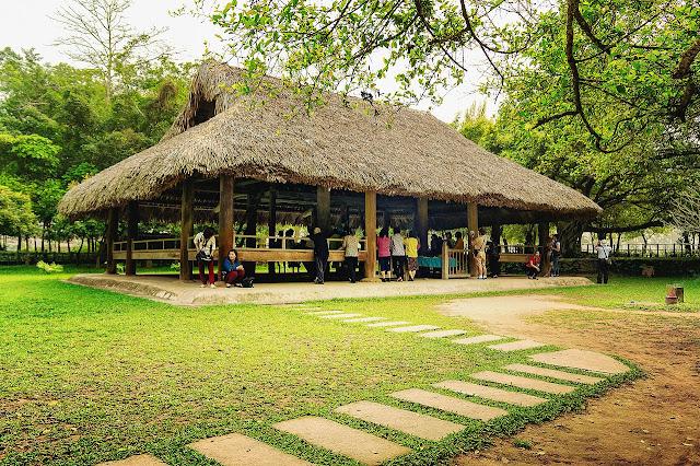 Khu di tích Tân Trào Tuyên Quang