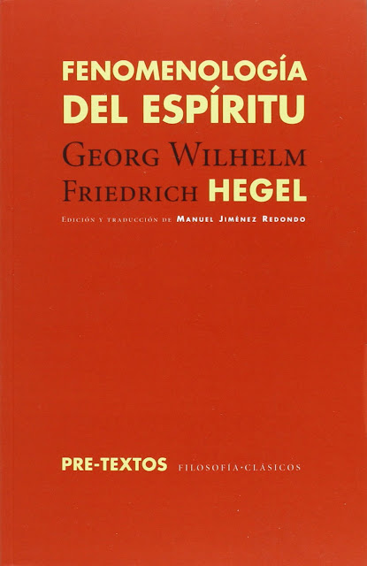 Fenomenologia do Espírito - Georg Wilhelm Friedrich Hegel