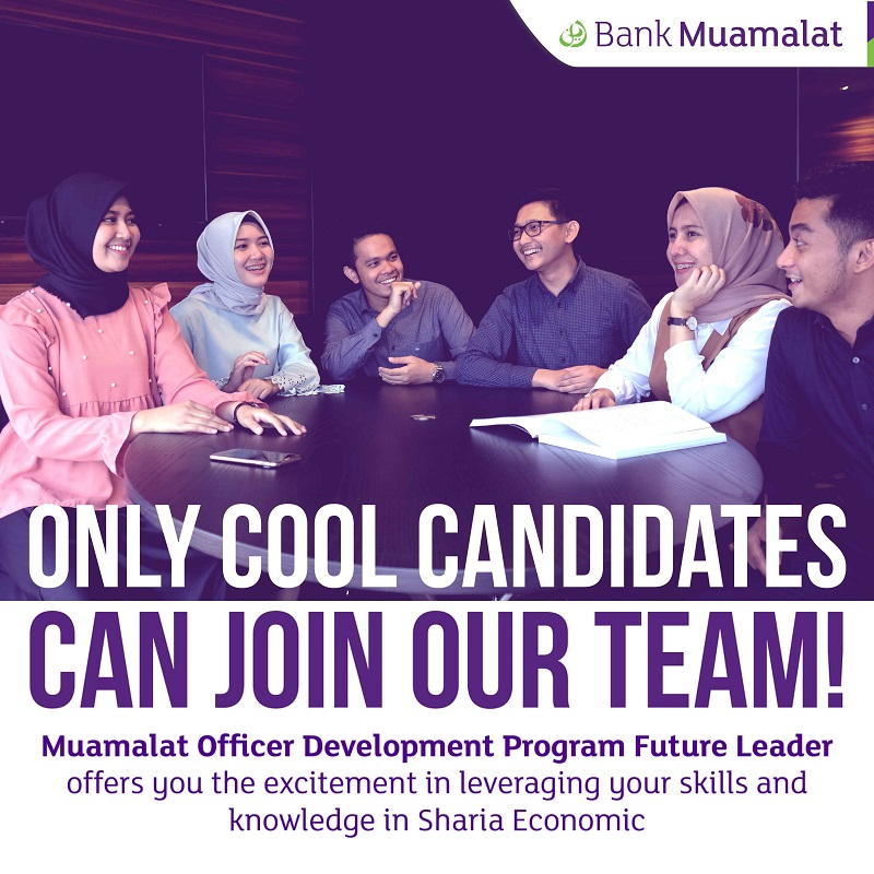 MODP Future Leader Di Bank Muamalat