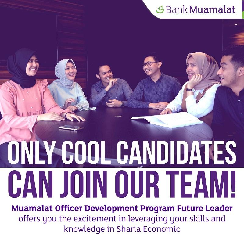 MODP Future Leader Di Bank Muamalat
