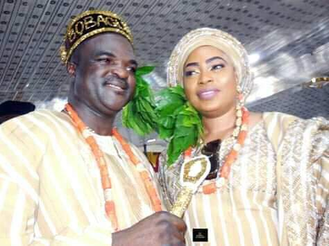 Fuji Legend, Obesere, Wife Gets Chieftaincy Titles