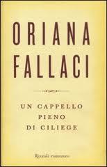 Oriana Fallaci copertina libro