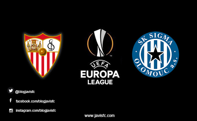 Previa Sevilla FC - Sigma Olomouc