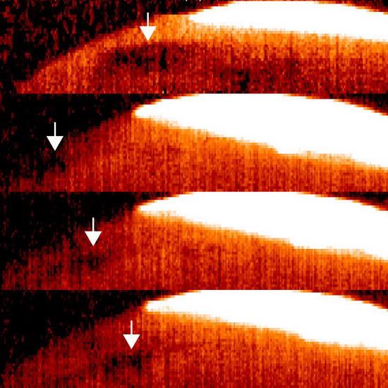 Laporan Penelitian Great Cold Spot Muncul di Atmosfer Atas Planet Jupiter