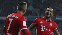 Bayern Munich vs Hertha Berlin 3-0 Video Gol & Highlights
