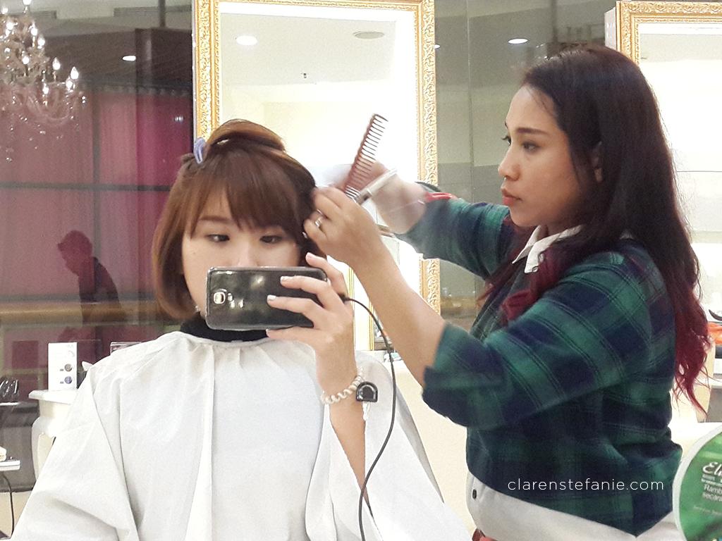 SHORT HAIR 101   Tips Potong Rambut Pendek - Claren Stefanie ... 2b7618745c