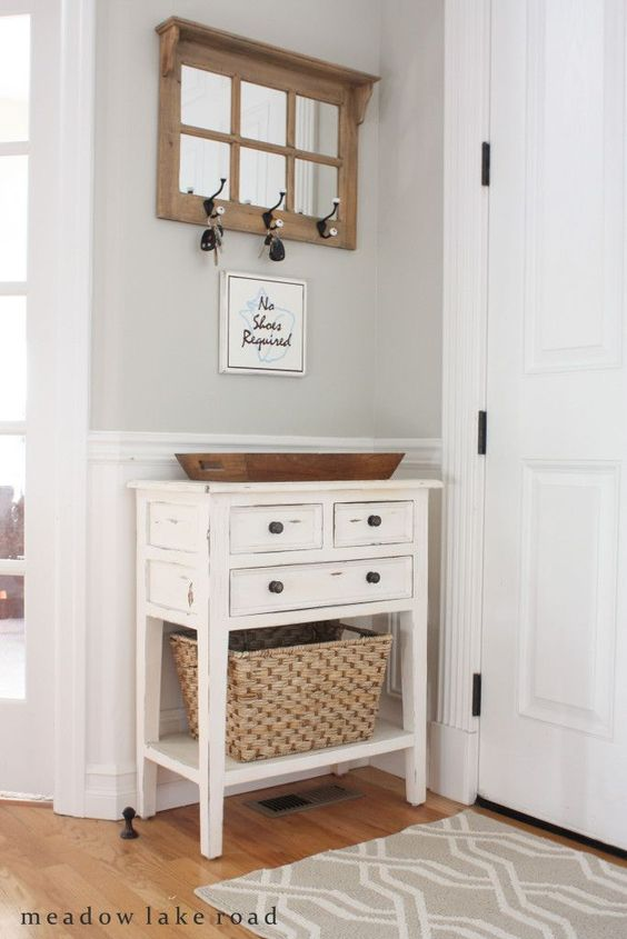 15 Fresh Ideas for Small Entryways  Postcards from the Ridge