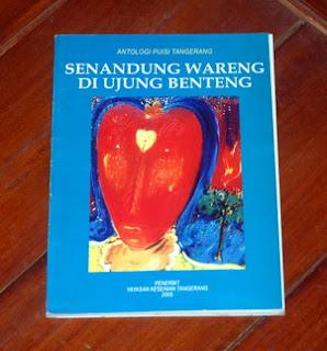Antologi Puisi Tangerang: Senandung Wareng di Ujung Benteng