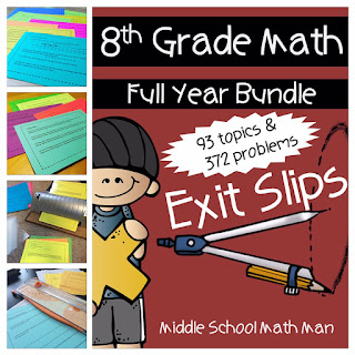 https://www.teacherspayteachers.com/Product/8th-Grade-Math-Exit-Slips-Full-Year-Bundle-2950061