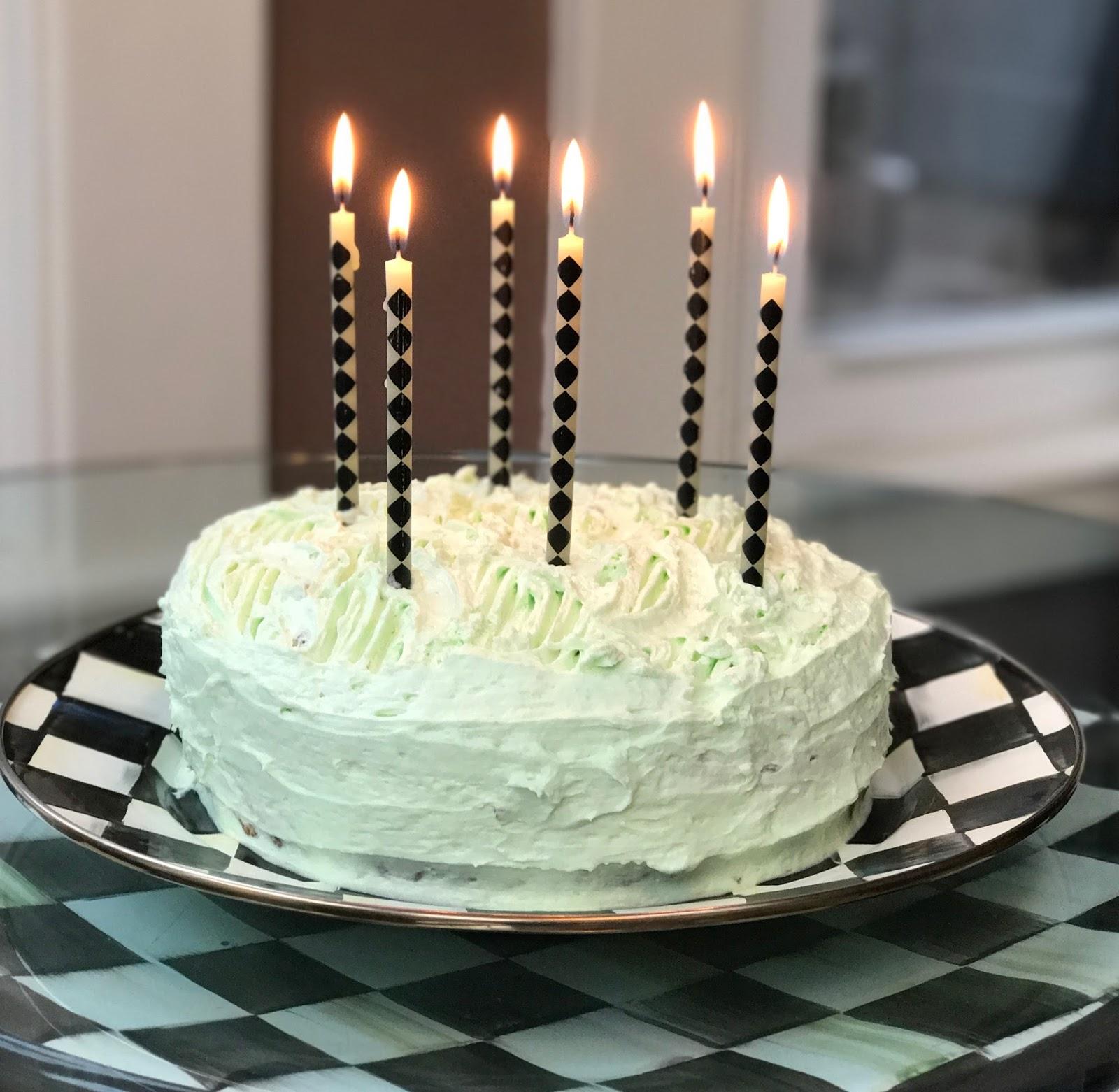 Pistachio Cake My Favorite Birthday Cake Mountain Breaths - Favorite birthday cake