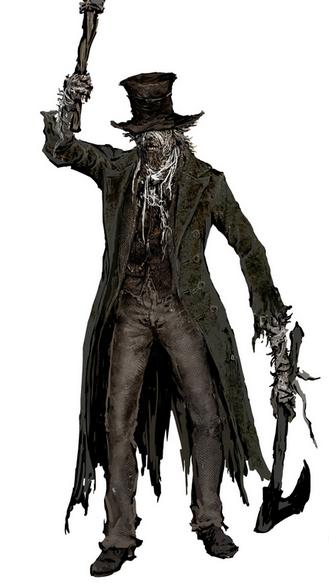 Concept Art - Enemies & Bosses | Bloodborne Wiki