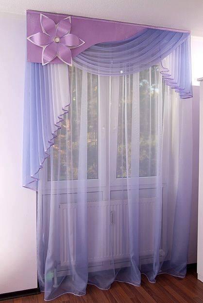 Fotos de cortinas construccion y manualidades hazlo tu - Fotos cortinas dormitorio ...