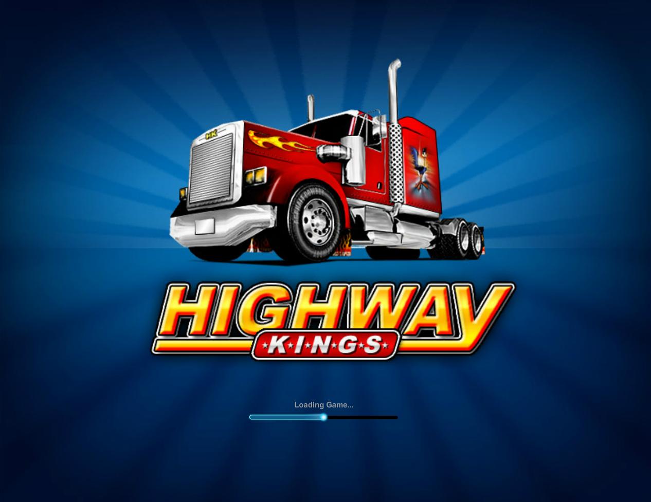 Spiele Highway Kings - Video Slots Online