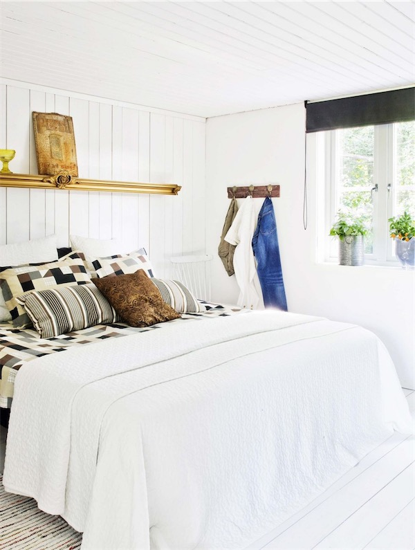 dormitorio en blanco estilo nordico chicanddeco