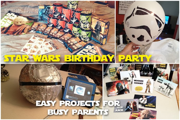 This Party Was Super Easy To Throw Together And Ive Made It Even Easier For You Borrow My Ideas By Giving FREE PRINTABLES Use