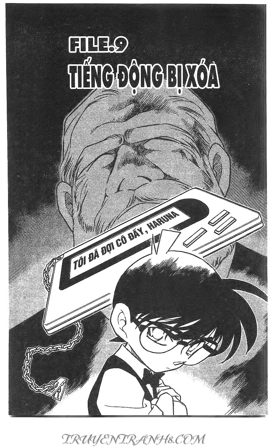 Detective Conan Chap 262 - Truyen.Chap.VN