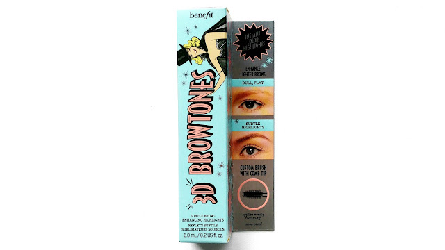 Benefit Cosmetics New Brow Products Reviewed, All Of Benefit Cosmetics New Brow Products, Benefit Cosmetics 3D Browtones