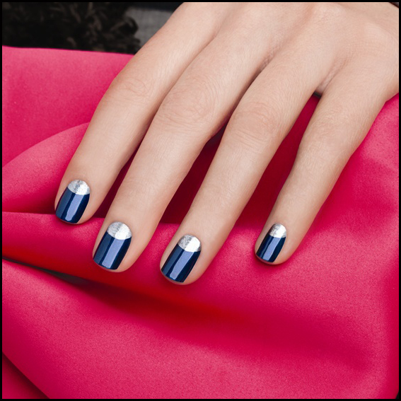 Reverse French Manicure Via Mazzini A Fashion Shopaholic S Paradise