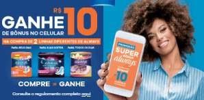 Cadastrar Promoção Super Bônus Always Ganhe Crédito Celular - Absorventes Always
