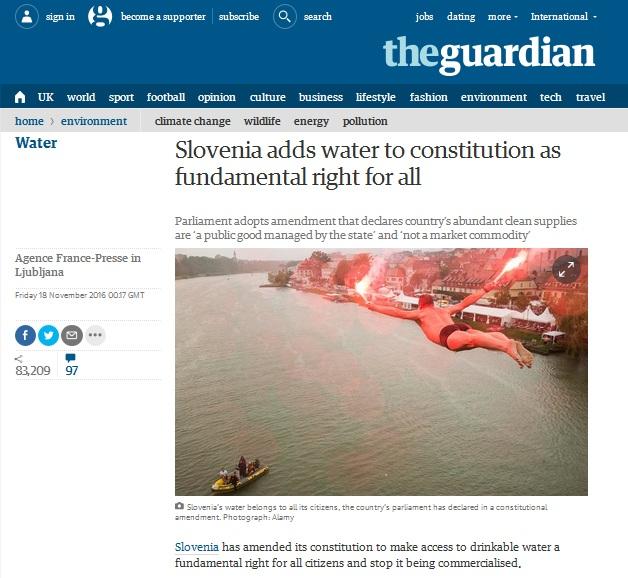 Η Σλοβενία σε απευθείας σύνδεση dating