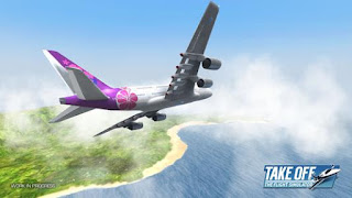 TAKE OFF THE FLIGHT SIMULATOR Cover Photo