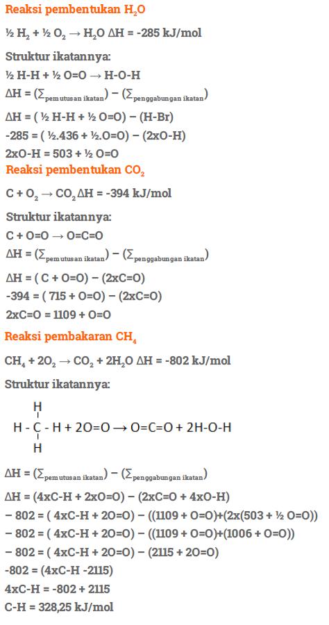 Pembahasan Kimia Erlangga Kelas 11 Termokimia Bagian 2