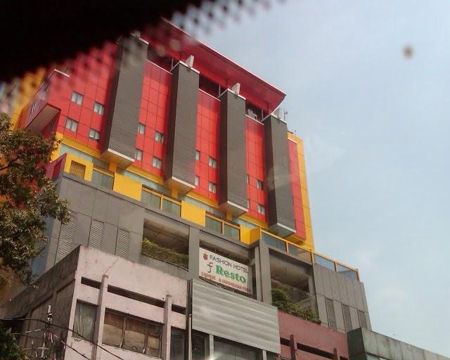 Nightlife and Spa di Fashion Hotel di Jakarta