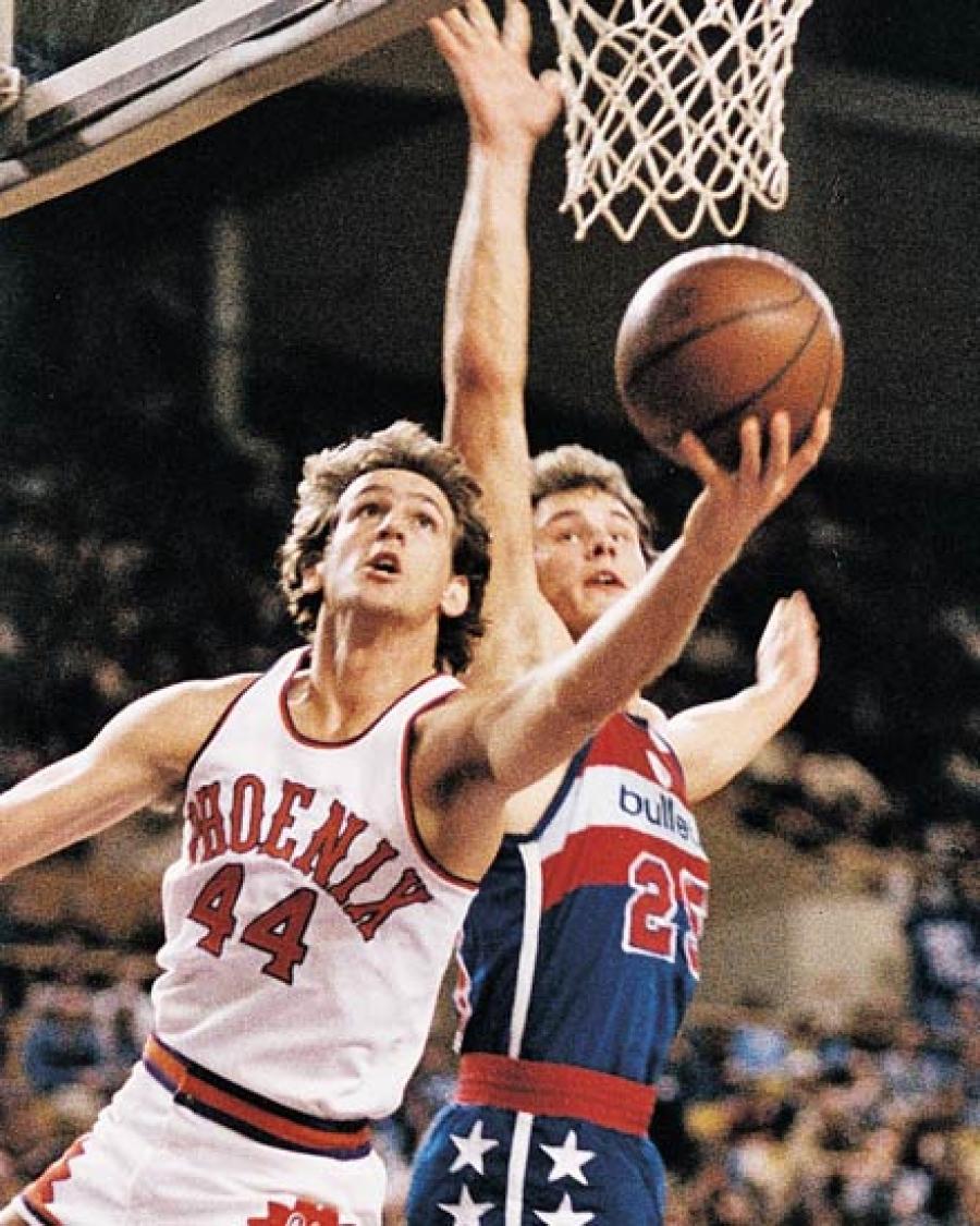 BA LON CES TO Los mejores nºmeros 44 de la historia de la NBA