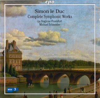 Duc: Symphonic Works (Complete)