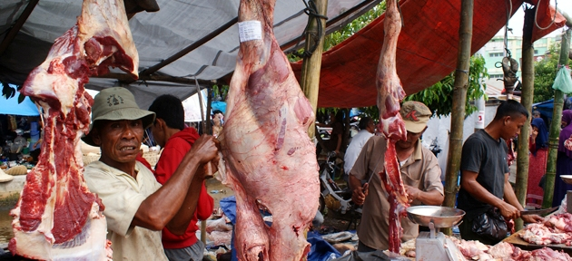 daging meugang di aceh
