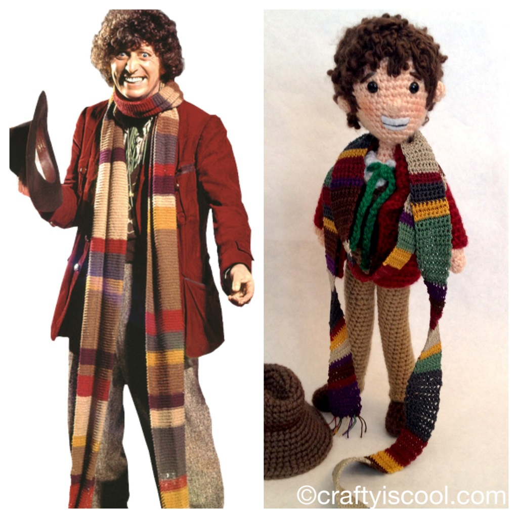 PDF Time Travel Doctor Amigurumi doll Crochet Pattern | Doctor who ... | 1024x1024
