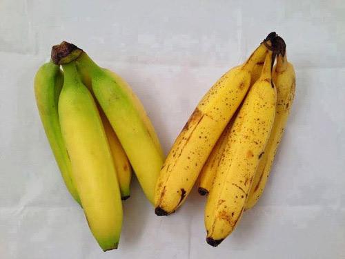 Mẹo phân biệt hoa quả chín tự nhiên và chín thuốc