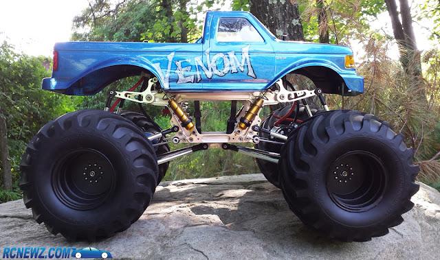 Custom Clod Buster